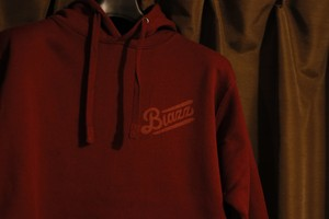 Blunts Blazz HOODY 9.3oz (M) ※Sample1点物
