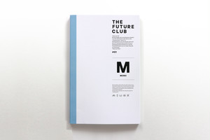 THE FUTURE CLUB BOOK vol.1 MONO