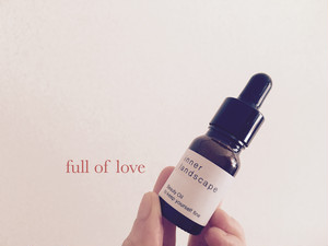 full of love / SOMI Original Blend Oil 《inner landscape》