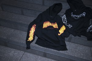 "HyperJuice x FLYACE ""Fiyahhhh Hoodie"" (SOLDOUT)"