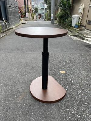 a flat ten side  table
