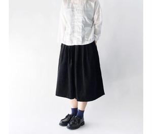 HARVESTY / コーデュロイ キュロットスカート