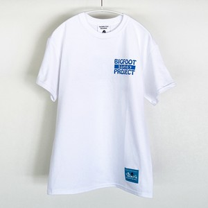 BIG FOOT SURVEY PROJECT Tシャツ(B)