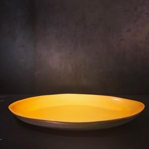クリスチャンヌペロション プレート イエロー(daffodil)