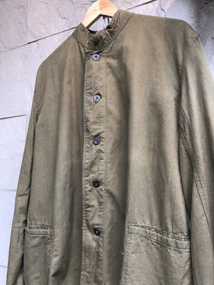 1960s Czech military stand collar jacket 2pocket
