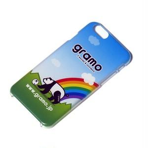 ☆数量限定!!☆iPhone6・6s専用ケース「choice!」(レインボー6/SPC-006)