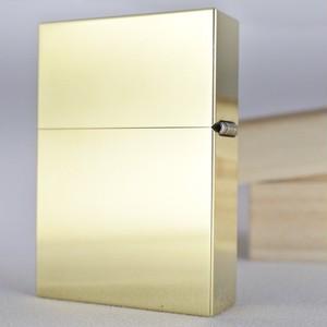 Square.6 BRASS / OilLighter Case