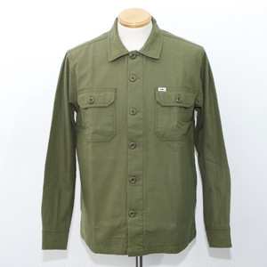 【OBEY】REASON SHIRT (ARMY)