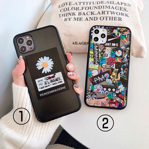 【オーダー商品】Anti-knock Korean trendy fashion Phone Case