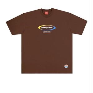 【PARAGRAPH】英字ロゴプリントTシャツ