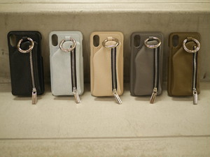 ajew /  cadenas zipphone case (X / Xs)