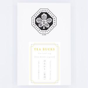 TEA BUCKS Original 冴あかり(萎凋)茶葉40g