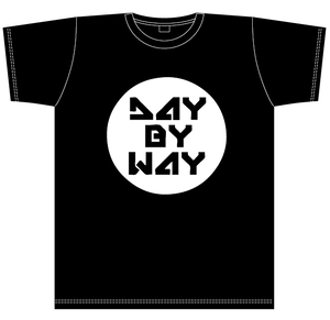 DINOSAUR BRAIN&WiLL カップリングツアー「DAY BY WAY」Tシャツ
