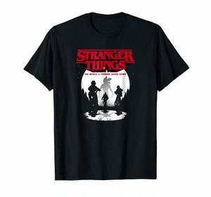 Tシャツ ストレンジャーシングス アップサイドダウン