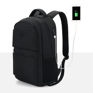 バックパック メンズバッグ 2色 バッグ USB充電機能  多数ポケット 機能充実 デイリー 通勤 通学 プレゼントにも HI-1911-0002587