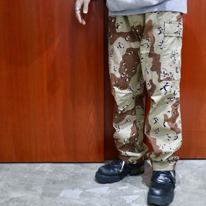 "Dead Stock 90s 6c cargo pants ""chocolate chip"""