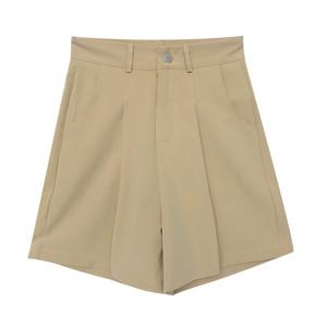〈カフェシリーズ〉カジュアルハーフパンツ【casual half pants】