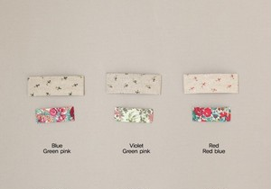 flower hairpin set