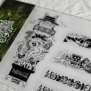 【TUMBLEWEED】P/A NARROW STICKER KIT ※11月中旬入荷予定