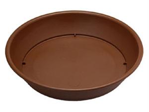 ビオラデコ受皿8号 チョコブラウン