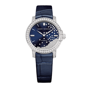 HW Midnight Diamond Drops Automatic 29mm MIDAHM29WW002