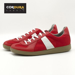 GERMAN TRAINER  1183 CORDURA <RED>