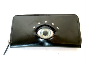 EYE WALLET / BLUE