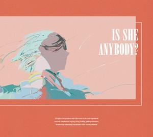 IS SHE ANYBODY? (CD)