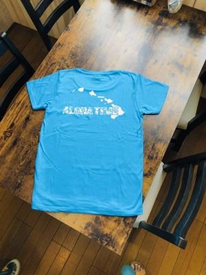 (レディース)ALOHA TIMETシャツ