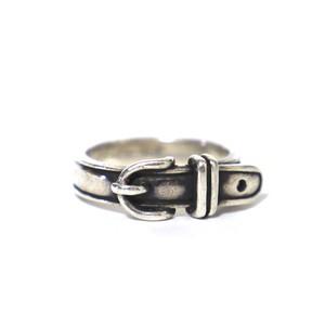 Hermès Vintage Sterling Silver Ring
