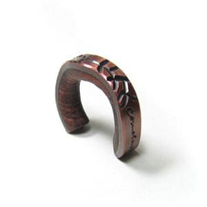 cometman 銅とブビンガ材のリング4