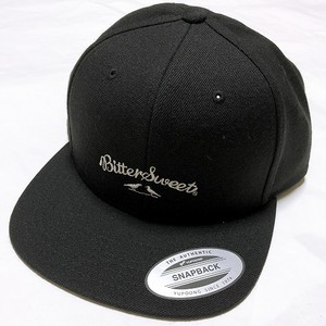 BS LOGO 6 PANEL SNAP-BACK CAP