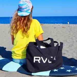 RVCA BIGトートバッグ