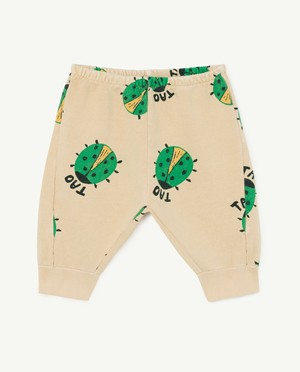 The Animals Observatory PANTHER BABY PANTS