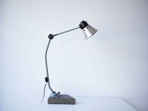 Work Lamp by Apparatebau Peter & Co.