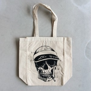 Fear & Loathing Tote【MILES TO GO】