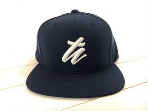 TH BASE BALL CAP <NAVY>
