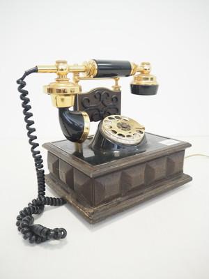 品番3387 電話 / Telephone