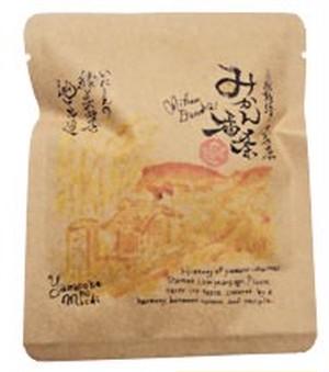 健一自然農園 有機栽培大和茶 十色の大和茶シリーズ みかん番茶 ティーパック 【DNKI0015】