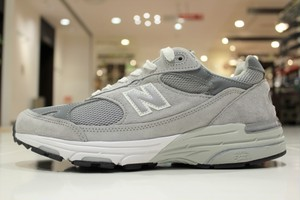 NB made in USA MR993 / Gray