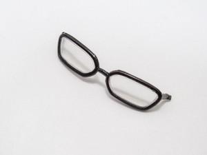 再入荷【1182】 ロード・エルメロイⅡ世 小物パーツ メガネ ねんどろいど
