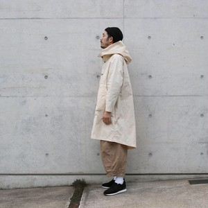 HARVESTY / OVER PARKA COAT(オーバーパーカーコート) A31904