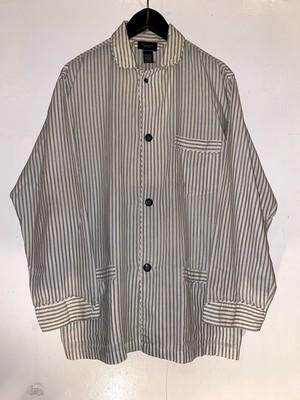 CHRISTIAN DIOR ストライプパジャマシャツ