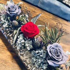 Preserved Flower 陶器