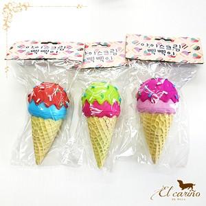 3。犬 おもちゃ 韓国 アイスクリーム カラフル 音がなる