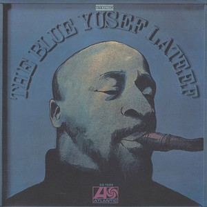 Yusef Lateef / The Blue Yusef Lateef (LP)