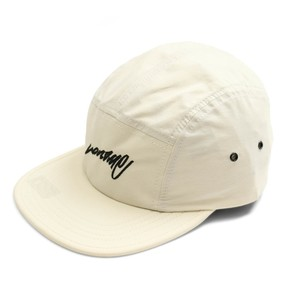 Good Old Day's WR Camp Cap / OFF WHITE