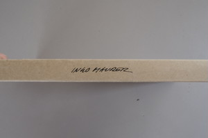 【本】インゴ・マウラー INGO MAURER Actar スペイン 1991 照明つき作品集