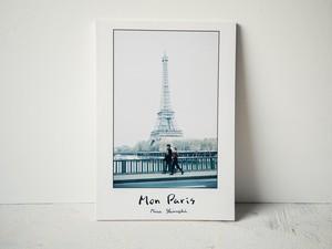写真集「Mon Paris」