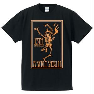 A SICKLY SHOGUN Tシャツ(ブラック)